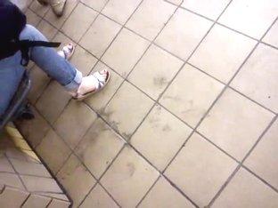 Public Feet 9