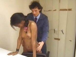 Bagheera - Ethiopian French Anal Princess