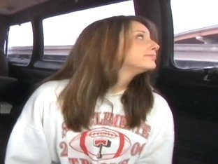 Ashley gets on the bangbus
