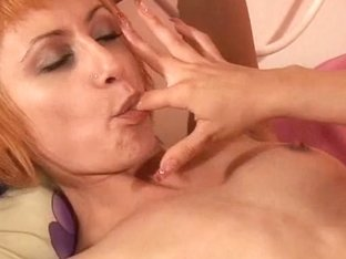 Mandy Fills Amber's Ass With A Thick Strapon