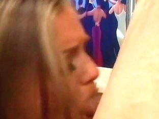 Petite Blond Pornstar Face Fucked