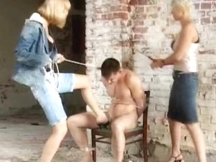 Russian-Mistress Video: Irina & Amanda