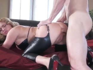 Johnny Sins and Krissy Lynn are fucking