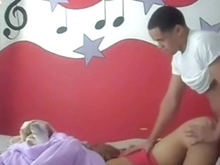 Hot girl sucks and doggystyle fucks her bf