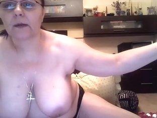 maturelady5u intimate record on 1/24/15 21:34 from chaturbate