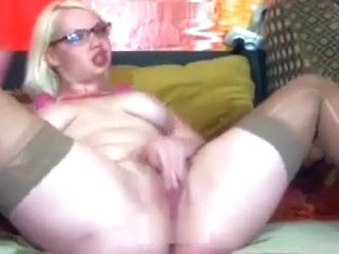 SexyHelga privat with toy