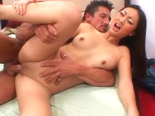 Fabulous pornstar Evelyn Lin in best cumshots, cunnilingus adult video