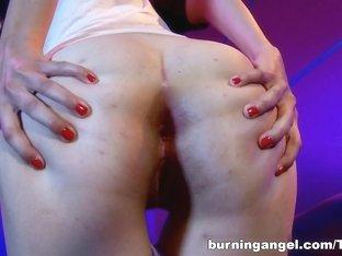 Amazing pornstars in Hottest HD, Anal porn movie