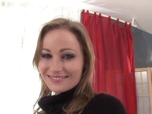 Crazy pornstar in hottest creampie, hairy sex scene