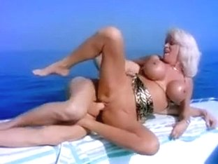 KATHY WILLETS FUCKS ON A BOAT-1996