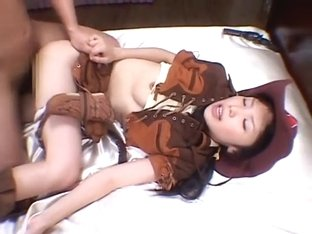Horny Japanese slut in Fabulous Solo Girl, Fingering JAV clip