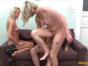 Crazy pornstar in Amazing Amateur, Blonde adult scene