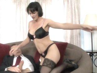 Hottest pornstar Roxanne Hall in amazing mature, facial xxx video