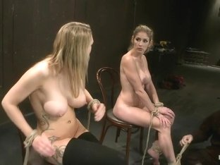 ORGASMAGEDDON: Part 1/4The beginning of 2 girls who will almost literally be orgasmed to death.