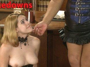 Amazing fetish porn video with crazy pornstar Katt Anomia from Kinkuniversity