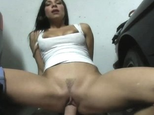 PublicAgent: Wife of a rich husband loves big dick
