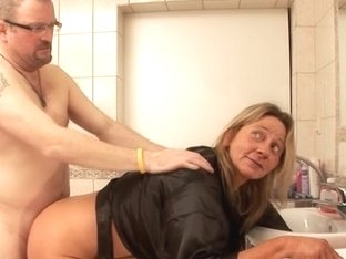 Lisa Om in FunMovies video:Couch Fuck