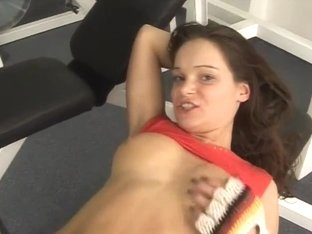 Teen gets fucked at boxing lessons