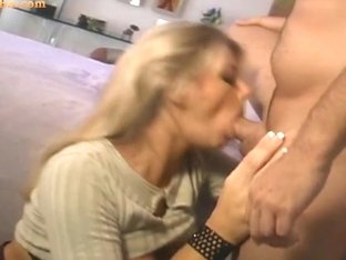 Vicky Vette pleasure making at home
