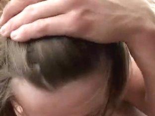 The hardcore anal penetration of a sweet French slut