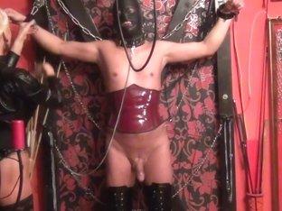femdom-goddess and serf training