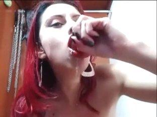 Lalin Girl face hole banging