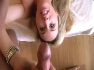 Huge mounds on screwed non-professional wife