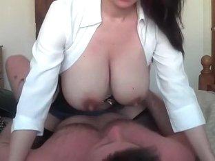 Big boobed mature woman