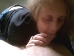 grandma cock juice in throat oral