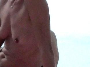 Nudist 1 beach agde baie des cochons incredible