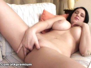 Hottest pornstar in Fabulous Big Tits, Brunette xxx movie