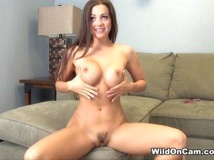 Horny pornstar Abigail Mac in Incredible Masturbation, Dildos/Toys porn movie