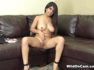 Incredible pornstar Layla Rose in Amazing Natural Tits, Masturbation adult movie