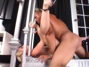 Crazy pornstar Alexia Sky in hottest college, blonde porn scene