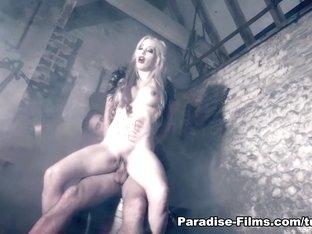 Horny pornstar Valerie Fox in Hottest European, Cumshots adult video