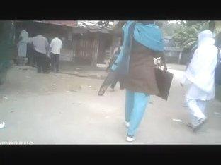 Sexy Bangladeshi Girl's Ass