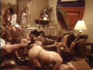 Exotic bald retro clip with Rhonda Jo Petty and Richard Pacheco