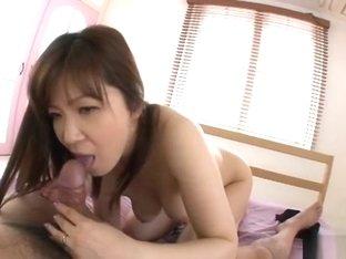 Amazing Japanese slut in Horny Uncensored, Bathroom JAV scene