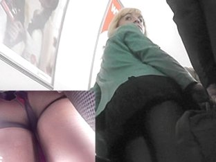 Hot amateur upskirts will turn you on immediately