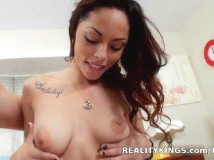 Fabulous pornstar in Amazing Latina, College porn movie
