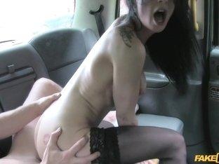 Hottest pornstars Skyler McKay, Skyler in Crazy Brunette, Big Tits adult clip