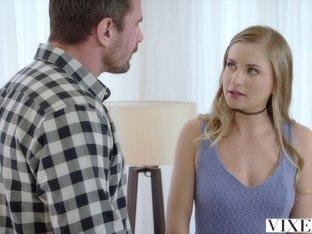 VIXEN Having Hot Sex With Her Best Friends Brother