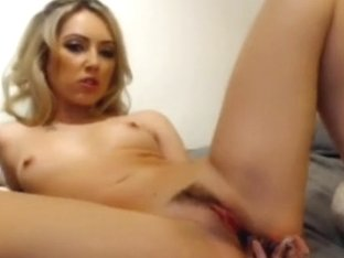 Petite tit teats and a sex toy