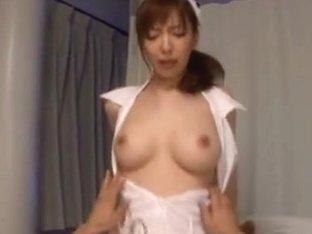 An Mashiro Hot Asian nurse is a bombshell