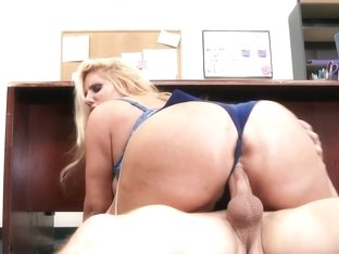 Karen Fisher & Jessy Jones in Naughty Office