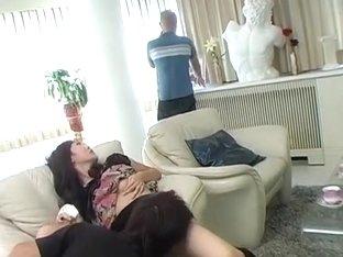 Kinky near the spouse scene two(censored)