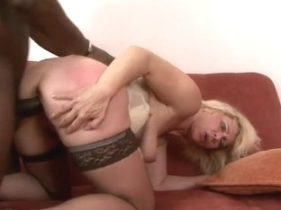 RawVidz Video: Lilli Get's Black Dick Anal