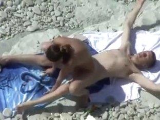 Fucked on beach 17