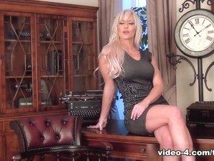 Incredible pornstar in Amazing Solo Girl, Big Tits adult clip