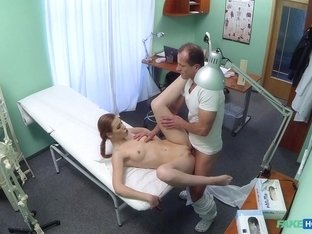 Amazing pornstar in Horny Redhead, Medium Tits adult movie